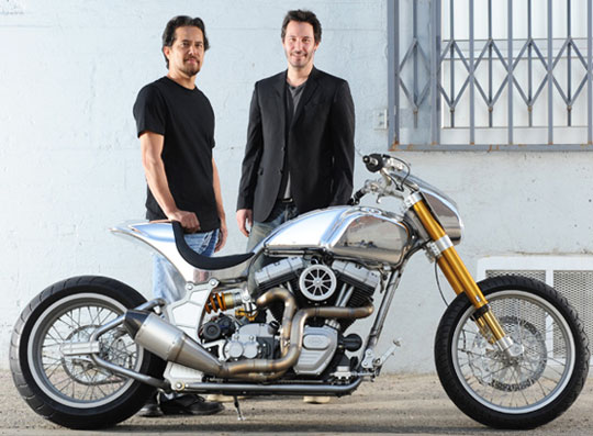 Arch Motorcycle Company KRGT-1 | Keanu Reeves Motorcycle | KRGT-1 Motorcycle | Arch KR GT-1 Prototype | Arch KR GT-1
