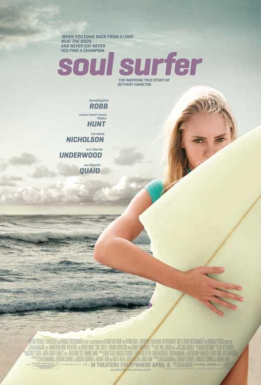 Soul surfer (Olas del corazón) (2010) Español Latino