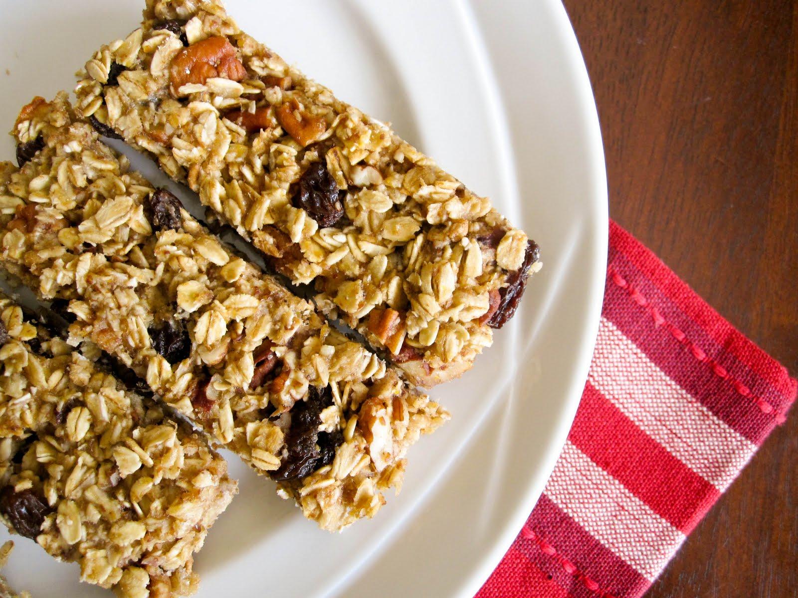 Maple Pecan Granola Bars - Food & Whine