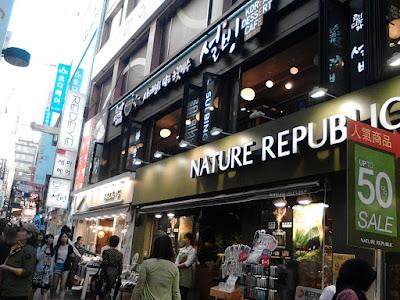 Korean Dessert Cafe Sulbing, Myeong-dong