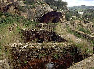 canal de la fabrica de artilleria de jimena