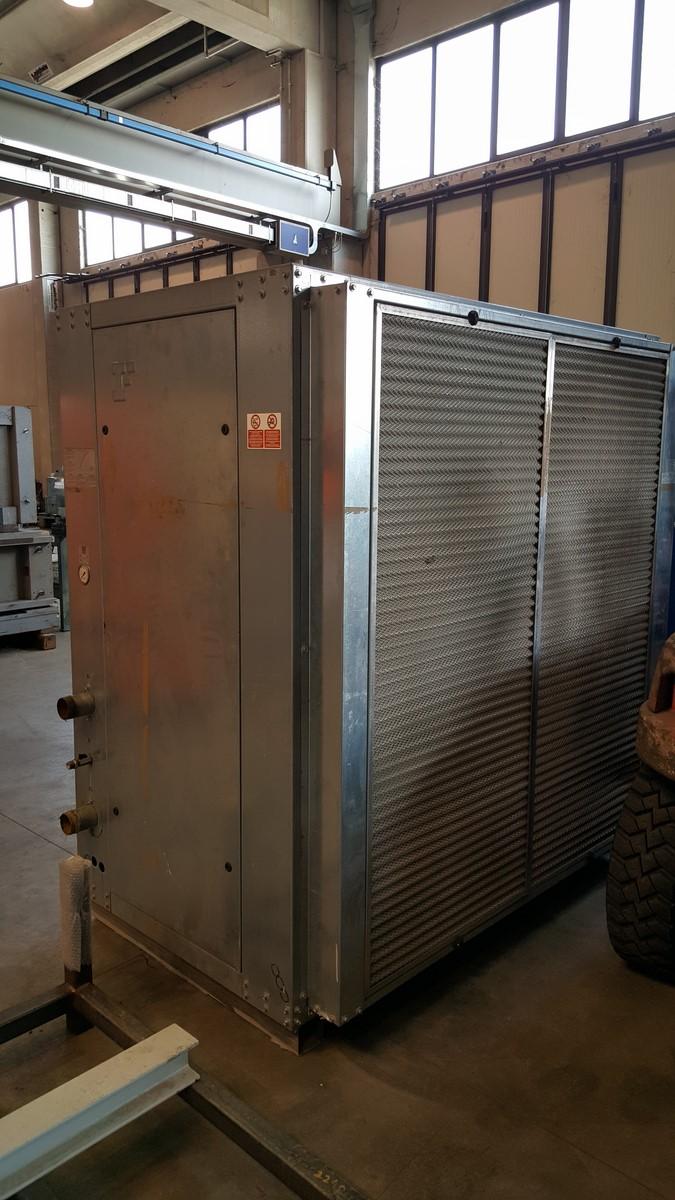 Usato industria abbattitore ad aria industrial frigo for Abbattitore usato