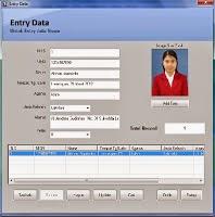 Aplikasi Pembuat Kartu Siswa