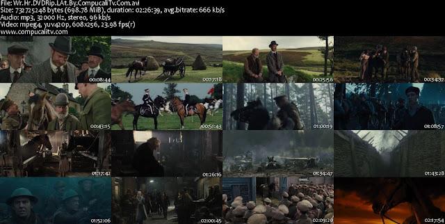 War Horse DVDRip Español Latino Descargar 1 Link 2012