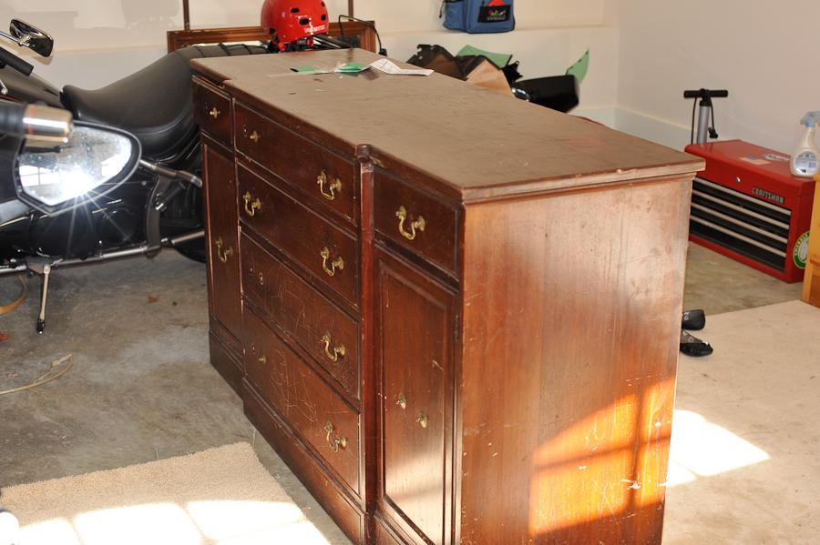 Huntley Furniture Buffet