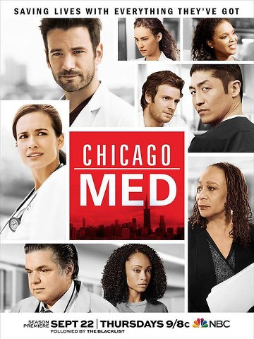 Chicago Med Saison 2 VOSTFR