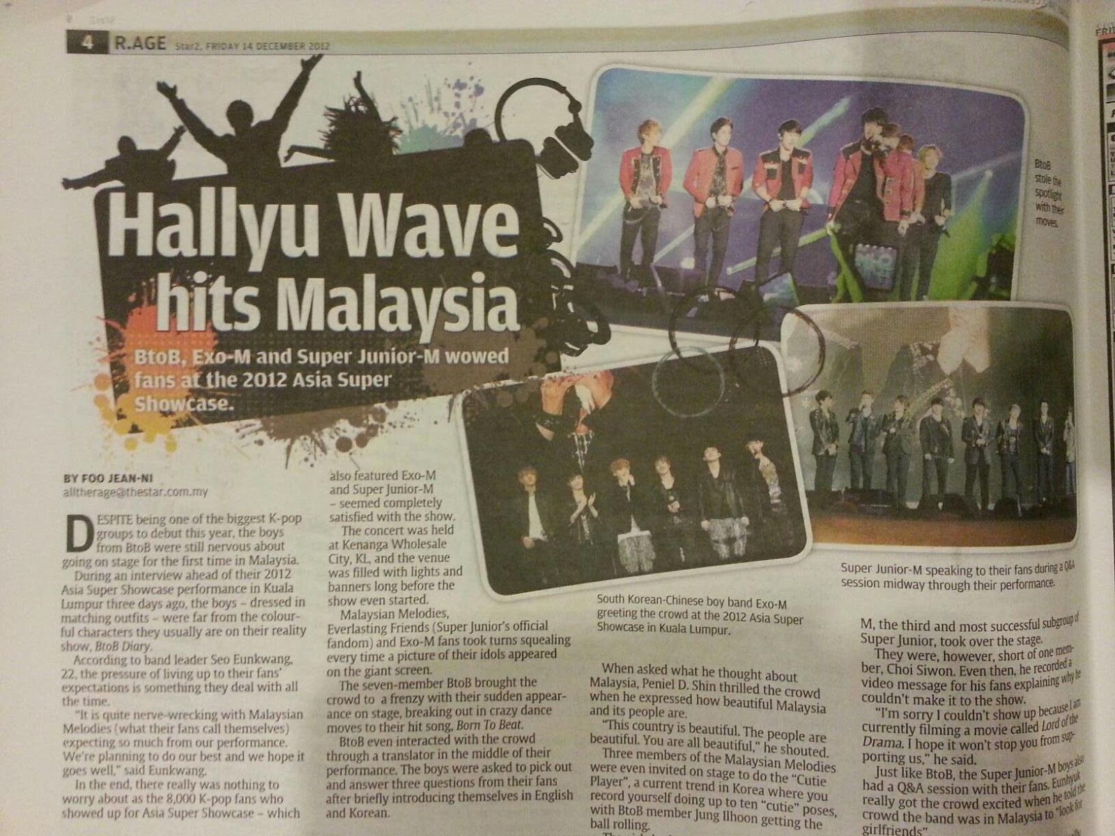 the hallyu wave essay