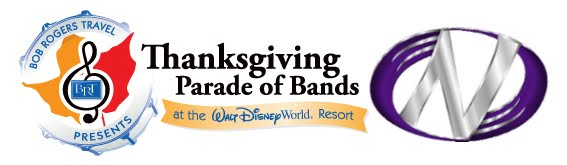 DGN Band Tour 2012 - Disney Thanksgiving Parade of Bands