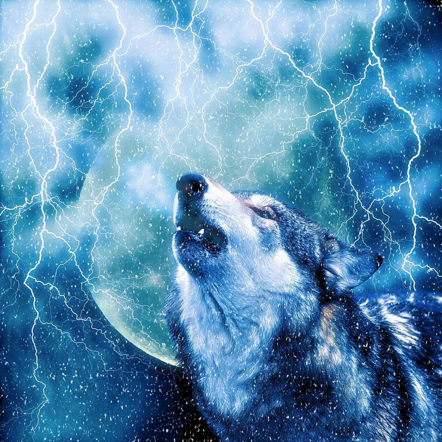 storm spirit wallpaper hd