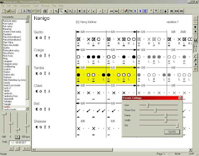 PercussionStudio v3.05c and VSTi