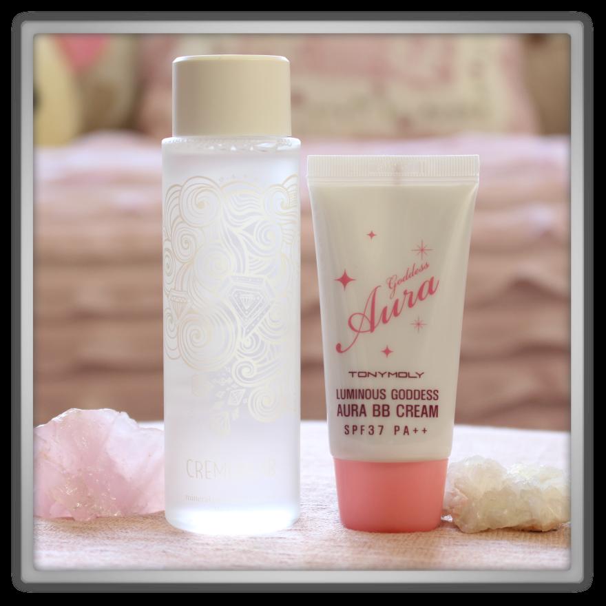 겟잇뷰티박스 by 미미박스 memebox beautybox naked nakedbox #20 unboxing review preview box tonymoly Luminous BB CREMORLAB Mineral Treatment Essence