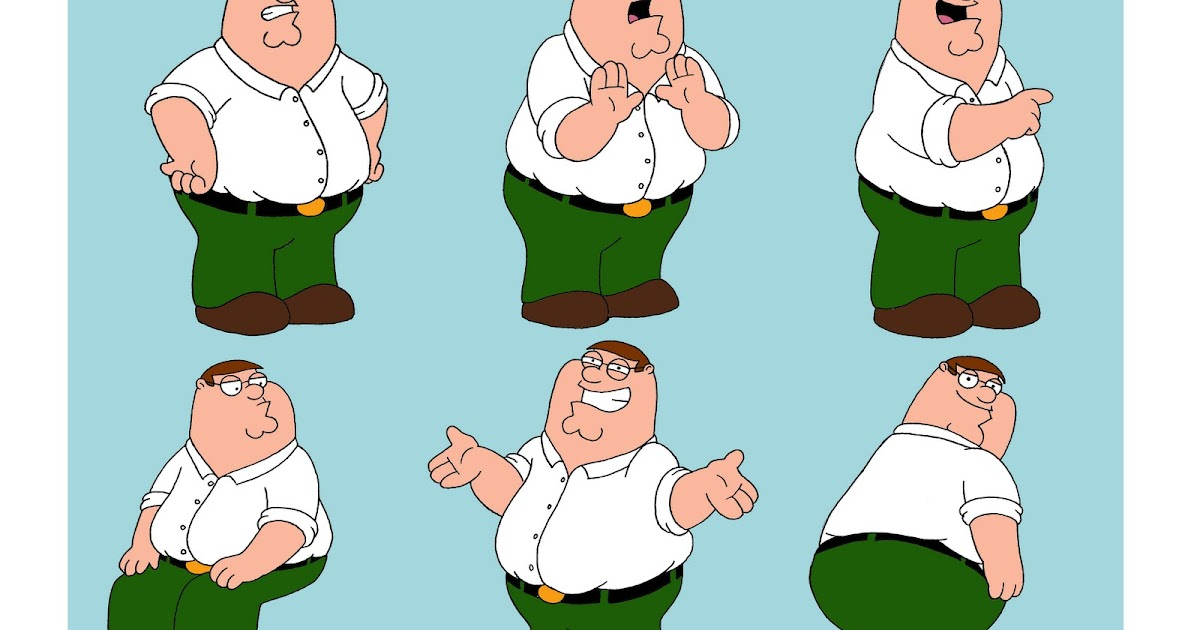 family guy peter on steroids video
