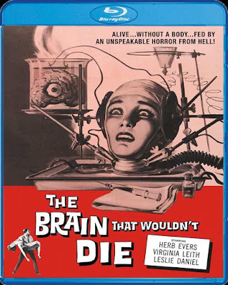 The Brain That Wouldn't Die Blu-ray