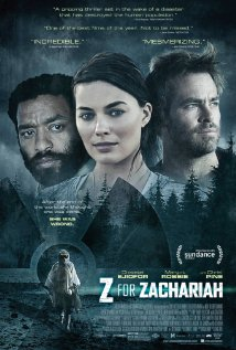 Z for Zachariah 2015 HDRip 480p 300mb ESub