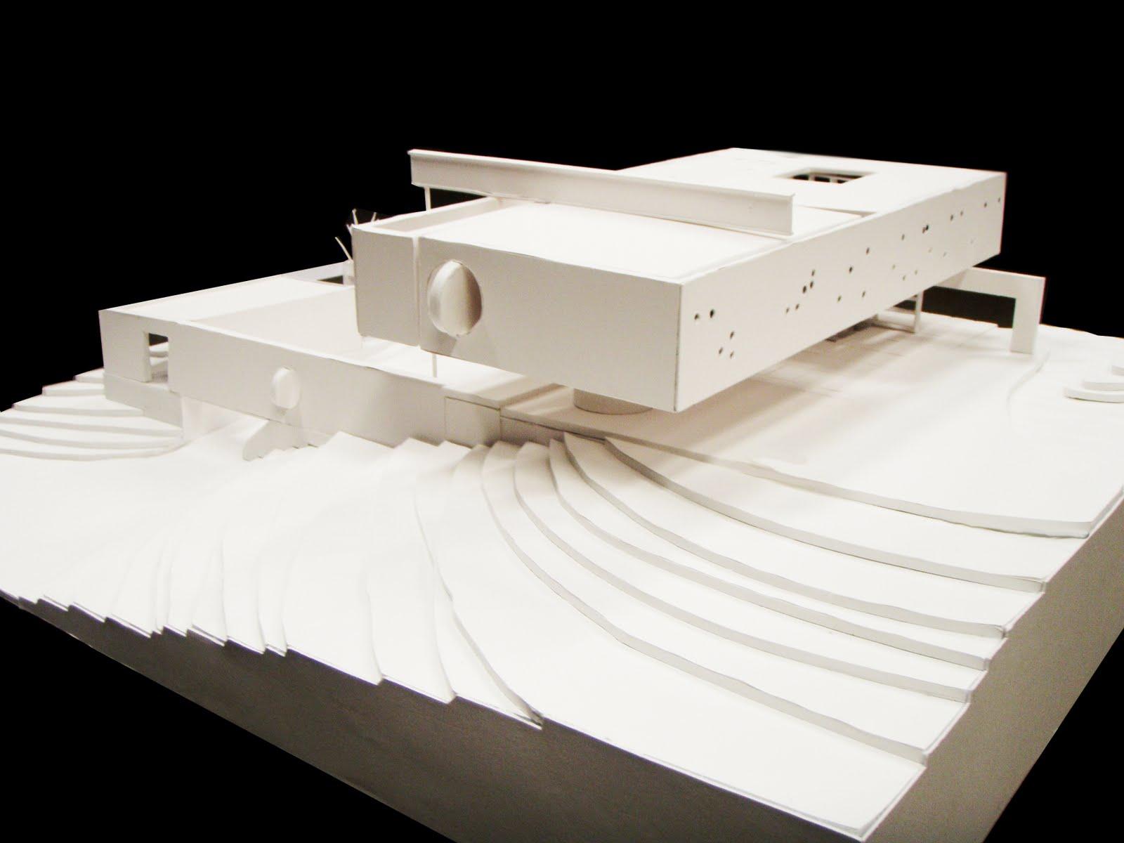 Wun shin liew maison a bordeaux final model - Maison de l architecture bordeaux ...