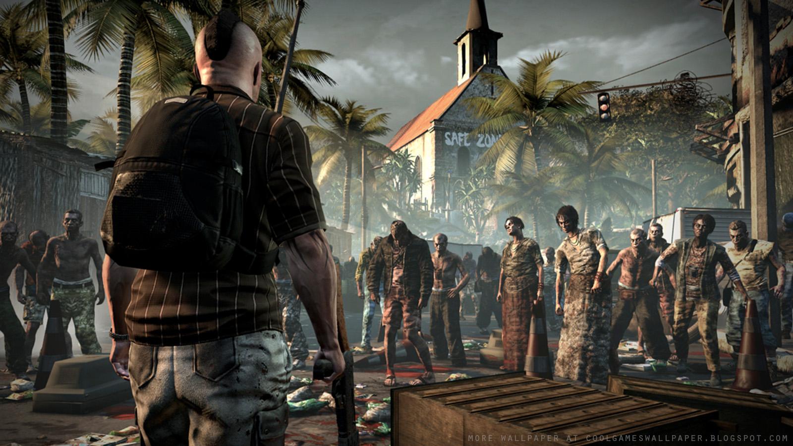dead island desktop wallpaper - cool games wallpaper