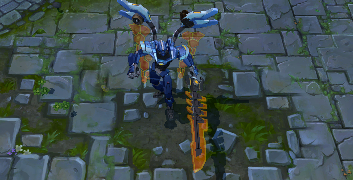 Mecha Aatrox, Malphite, & Ward New Skins! - League of ...