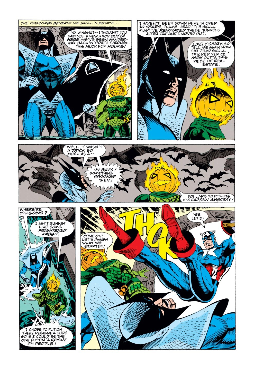 Captain America (1968) Issue #397 #330 - English 14