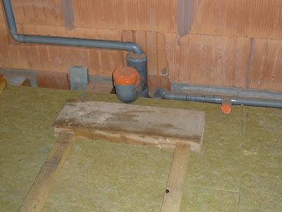 la maison de meltemetpetau l 39 isolation phonique tr s importante pour un plancher bois et une. Black Bedroom Furniture Sets. Home Design Ideas