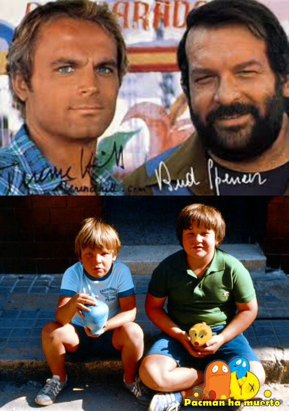 Piraña, Tito, Bud Spencer, Terence Hill
