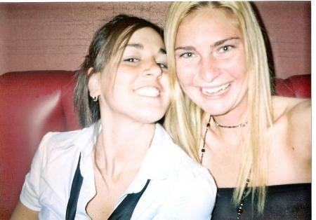 Brandy and Jessica