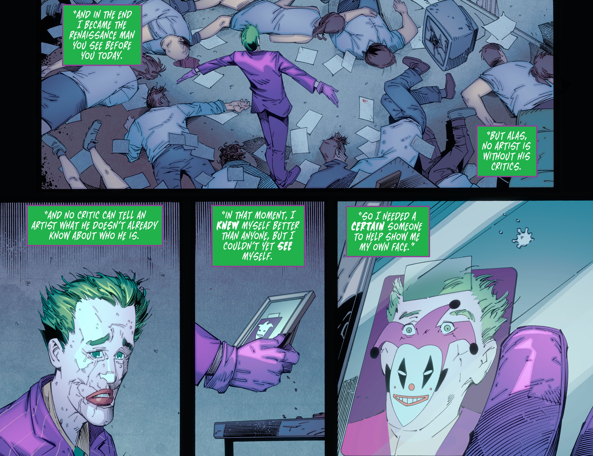 Batman: Arkham Knight [I] Issue #4 #6 - English 16