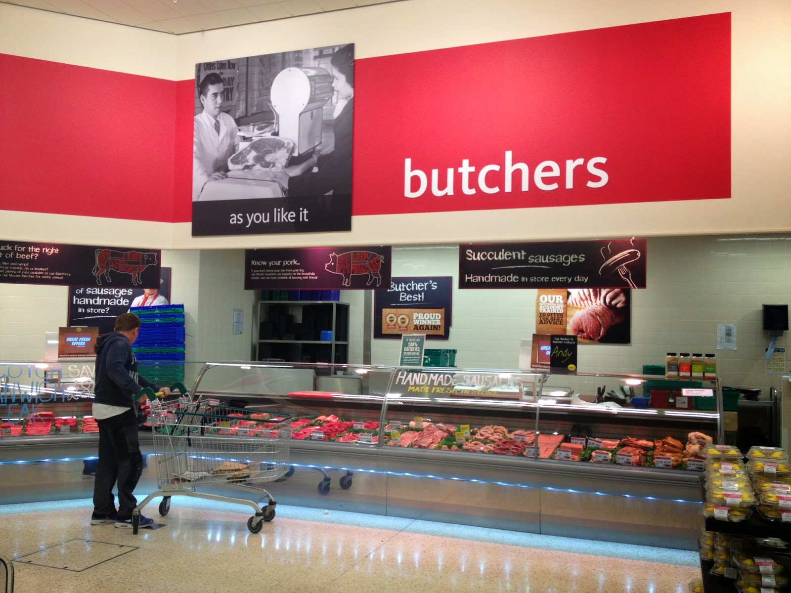 morrisons butcher counter