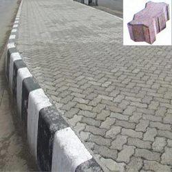 Paving berbentuk Cacing