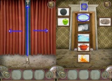 Escape the Mansion Level 181 182 183 184 185 Solution