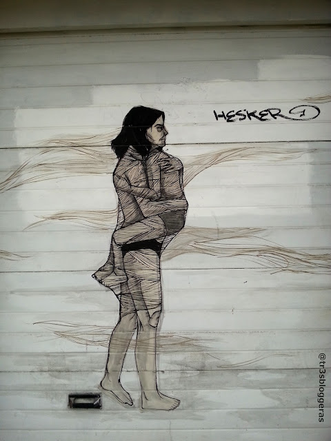 Street Art, Arte Urbano ESCIF