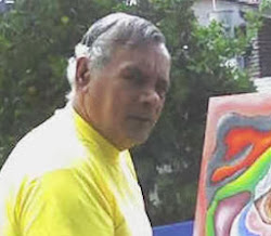 Alfredo J. Rocha  Expone