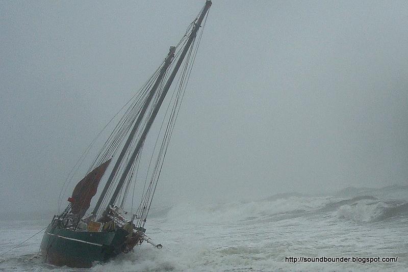 Soundbounder april 2011 for Ct saltwater fishing regulations
