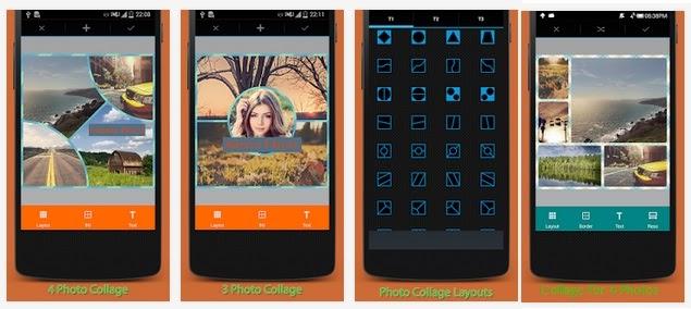 تطبيق مميزللأندرويد لعمل تأثيرات المرآة علي الصور وإضافة التأثيرات والإطارات عليها Mirror Photo:Editor&Collage APK 1.1.1
