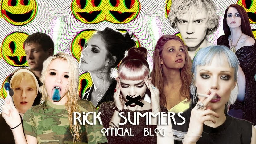 Rick Summers - Official Blog