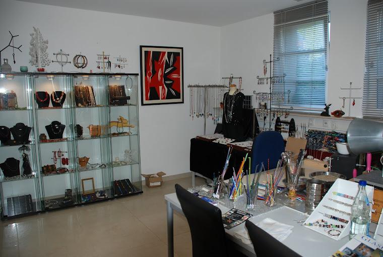 Meine Werkstatt & Ausstellungsräume in Bad Dürkheim