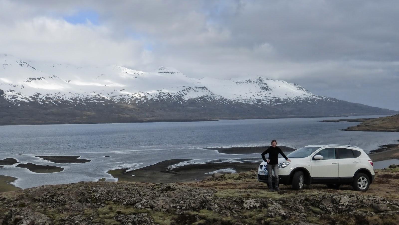 Visitando Islandia