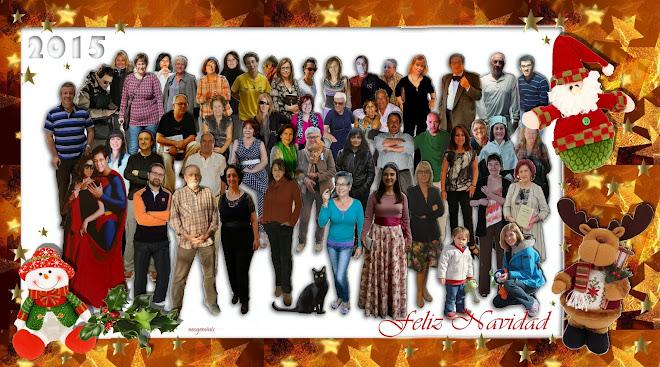 Navidad Bloggera 2015