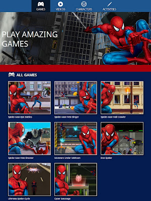 Marvel Kids Spiderman Online Free Games Review