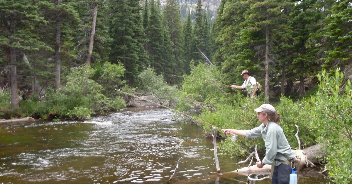 trout fishing colorado seasonal jobs