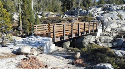 Hard Core Barrett Lake 4×4 Trail Reopens in Eldorado Forrest
