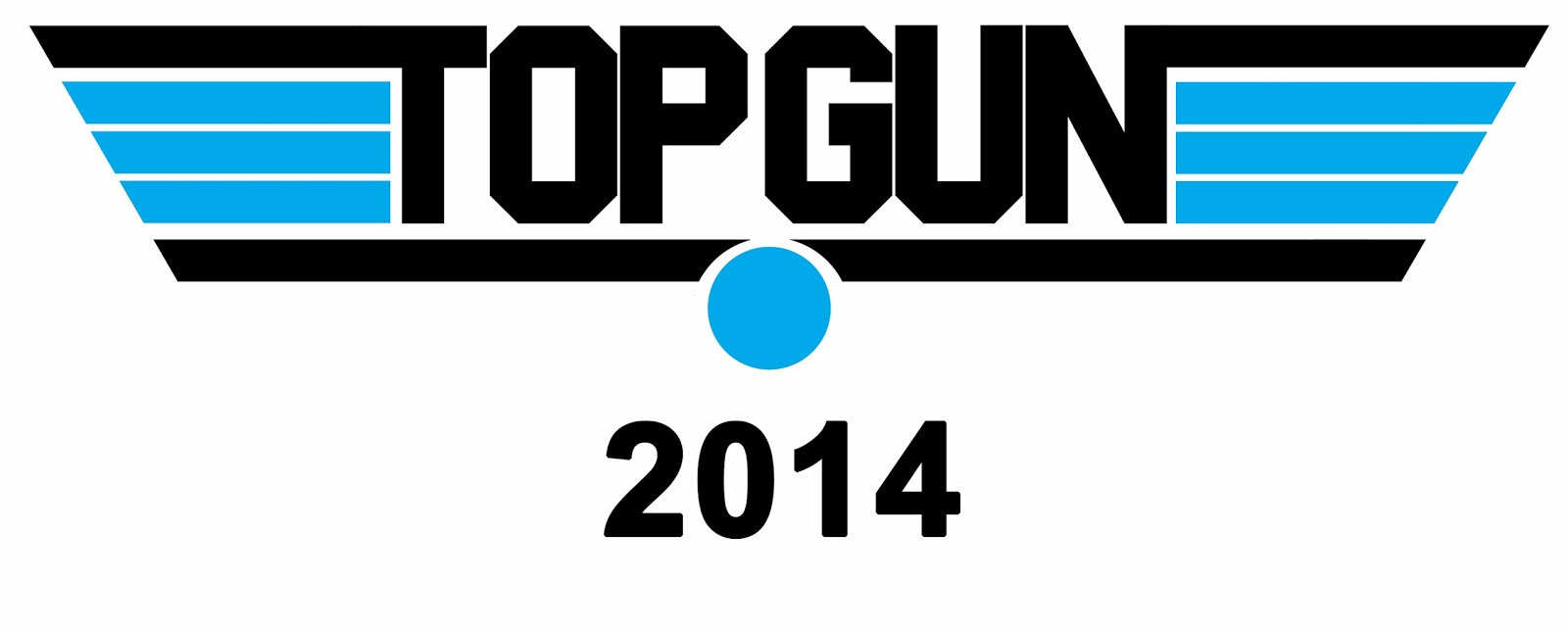Top Gun 2014 logo
