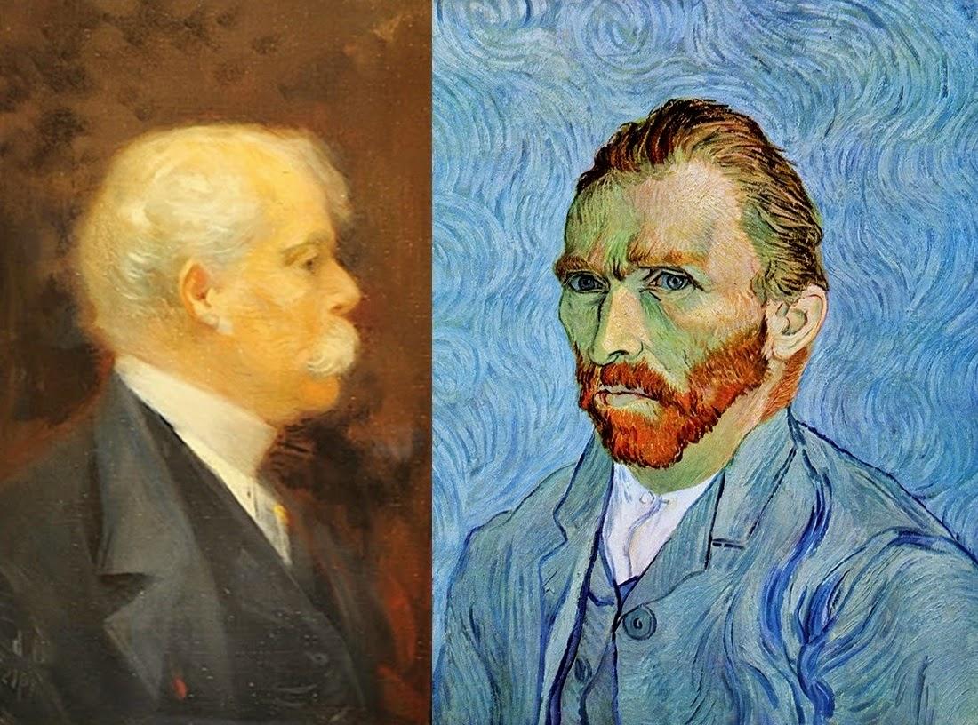 Jean MAS, PERFORMANCE pour L'EXPOSITION Jules Chéret - Vincent van Gogh l'Exposition enfin réalisée