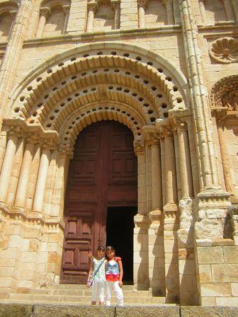Reli es viajamos en reli la catedral de zamora y la for Puerta zamora salamanca