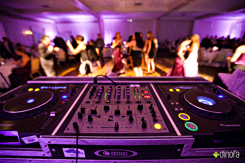 The Platinum Media Group Cost Of A Wedding DJ How Much Does A Wedding DJ C