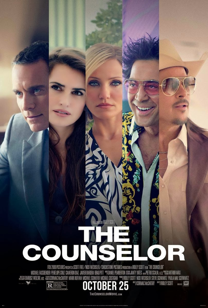 The Counselor (El consejero) 2013