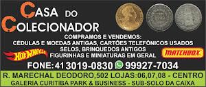 CASA DO COLECIONADOR CURITIBA