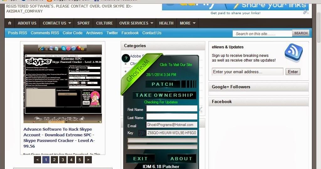 IDM 621 Build 14 Full Version+Crack Free Download
