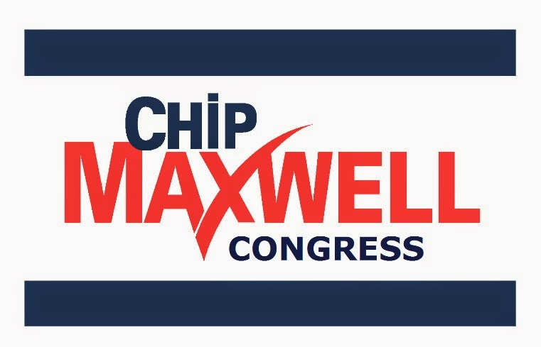 Chip is running for Congress . . .