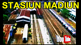Stasiun Madiun Eastside Captured