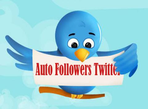 Auto Followers Twitter (NEW 2014) v.01 | 100% BERHASIL